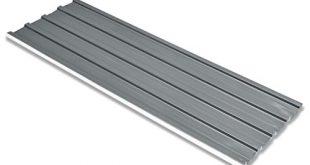 vidaxl 12x profilblech grau trapezblech blech dachblech stahlblech dachplatten 310x165 - vidaXL 12x Profilblech Grau Trapezblech Blech Dachblech Stahlblech Dachplatten
