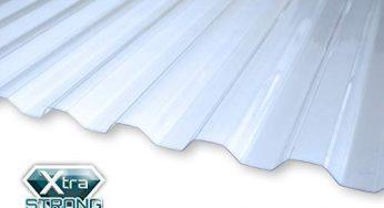Profil PS47//1060RT Dachziegelblech Ziegelblech Beschichtung 25 /µm St/ärke 0,45 mm Pfannenblech Material Stahl Farbe Anthrazitgrau